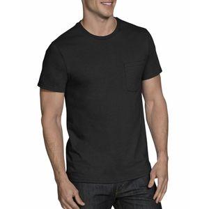 Fruit of the Loom Men's Pocket T-Shirts